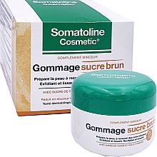 Kup Peeling do ciała Cukrowy - Somatoline Cosmetic Gommage sucre brun