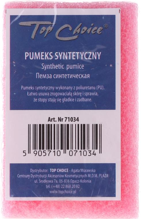 Pumeks syntetyczny 71034, różowy - Top Choice — фото N1