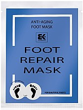 Kup Naprawcza maska do stóp - Brazil Keratin Foot Rapair Mask