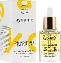 Kup Równoważący olejek do twarzy - Ayoume Balancing Face Oil