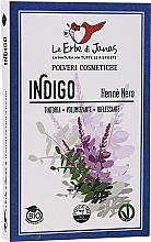 Kup Proszek do włosów Indygo - Le Erbe di Janas Indigo Powder