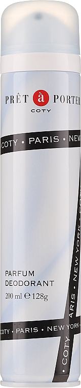 Coty Pret-a-Porter - Zestaw (deo/spray 200 ml + edt 50 ml) — фото N3