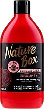 Kup Odżywka do włosów farbowanych z olejem z granatu - Nature Box Pomegranate Oil Conditioner