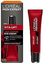 Kup Przeciwstarzeniowy krem pod oczy - L'Oreal Paris Men Expert Vita Lift Anti-Ageing Eye Cream