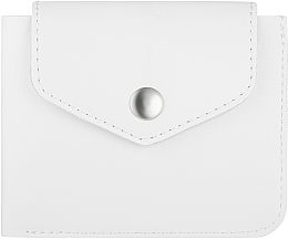 """Kup Biały portfel w pudełku prezentowym """"Classy"""" - Makeup Bi-Fold Wallet White"""