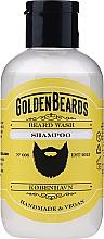Kup Szampon do brody - Golden Beards Beard Wash Shampoo