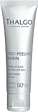 Kup Krem do opalania SPF 50+ - Thalgo Post-Peeling Marin Sunscreen