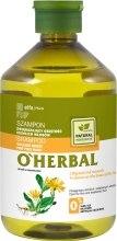 Kup Szampon z ekstraktem z arniki zwiększający objętość włosów cienkich - O'Herbal
