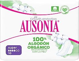Kup Podpaski, 10szt. - Ausonia Cotton Protection