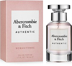 Kup Abercrombie & Fitch Authentic - Woda perfumowana