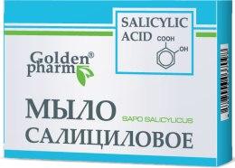 Kup Mydło salicylowe - Golden Pharm