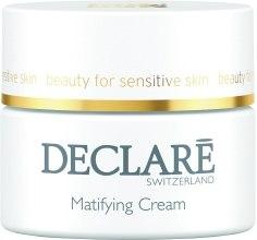 Kup Matujący krem do twarzy - Declare Matifying Hydro Cream