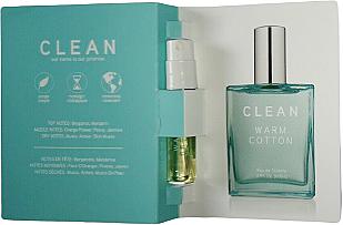 Clean Warm Cotton - Woda toaletowa (próbka) — фото N1