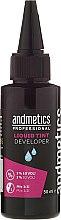 Kup Utleniacz do farby do brwi i rzęs 3% - Andmetics Proffessional Liquid Tint Developer