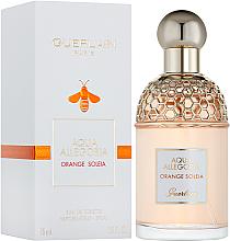 PRZECENA! Guerlain Aqua Allegoria Orange Soleia - Woda toaletowa * — фото N1