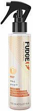 Kup Spray do włosów suchych i zniszczonych bez spłukiwania - Fudge One Shot Leave-In Treatment Spray