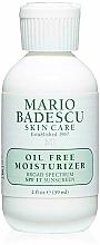 Kup Nawilżający krem do twarzy SPF 17 - Mario Badescu Oil Free Moisturizer Broad Spectrum SPF 17