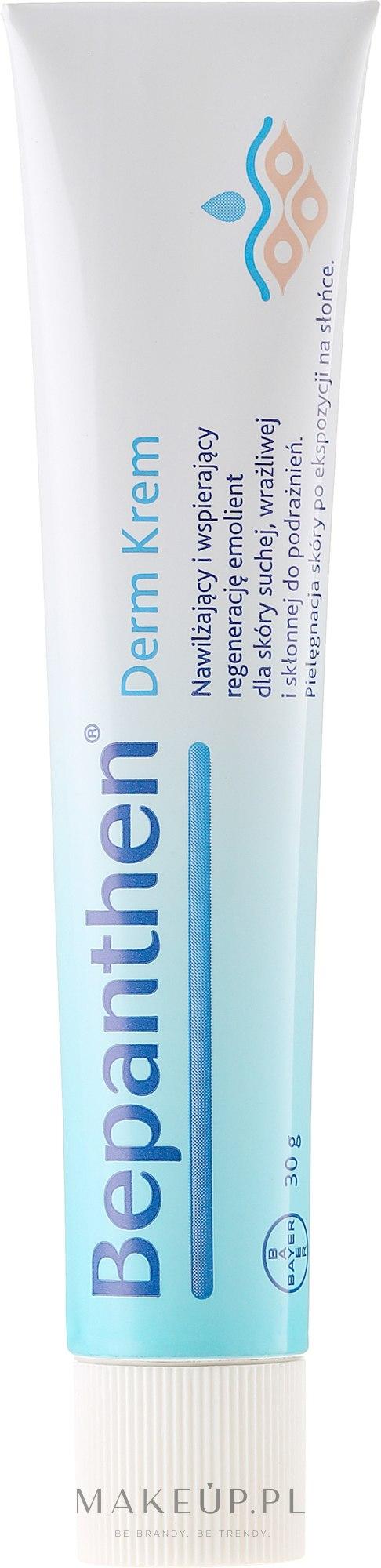 Nawilżający krem wspierający regenerację skóry suchej i podrażnionej - Bepanthen Derm Soothing Cream — фото 30 g