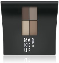 Kup Matowe cienie do powiek - Make up Factory Mat Eye Colors