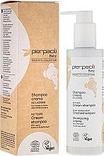 Kup Szampon z prebiotykami dla dzieci Bez łez - Pierpaoli Baby Prebiotic Collection No Tears Cream Shampoo