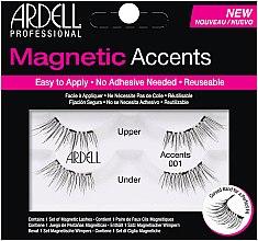 Kup Sztuczne rzęsy na pasku magnetycznym - Ardell Magnetic Accents 001