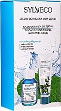 Kup Zestaw peelingu i maski do ust Limonka i Gruszka - Sylveco (m/wash/100ml + t/paste/100ml)