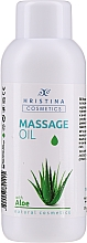 Kup Olejek do masażu z aloesem - Hristina Cosmetics Aloe Vera Massage Oil