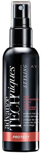 Termoochronny spray do stylizacji włosów - Avon Advance Techniques Lotion — фото N3