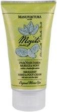 Kup Peelingujący krem do rąk i stóp Mojito - Manufaktura Fruity Collection Mojito Hand Foot Cream