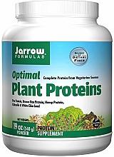 Kup PRZECENA! Suplementy diety Białko roślinne - Jarrow Formulas Plant Proteins Powder *