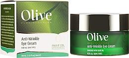Kup Przeciwzmarszczkowy krem pod oczy - Frulatte Olive Anti-Wrinkle Eye Cream