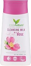 Kup Mleczko oczyszczające do twarzy Dzika róża - Cosnature