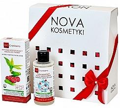 Kup PRZECENA! Zestaw do twarzy - GoCranberry (micel/water 150 ml + peel 75 ml) *