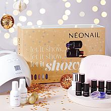 Kup Zestaw - NeoNail Professional Show Set (nail/polish 5 x 3 ml + nail/polish 2 x 7,2 ml + led + nail/cleaner 50 ml + rem 50 ml + bag)