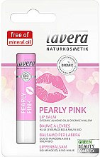 Kup Balsam do ust - Lavera Pearly Pink Lip Balm