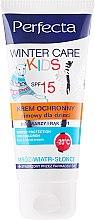 Kup Zimowy krem ochronny dla dzieci SPF 15 - Perfecta Winter Care Kids