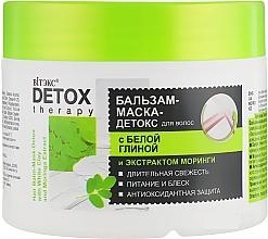 Kup Detoksykująca maseczka z białą glinką i ekstraktem z moringi - Vitex Detox Therapy