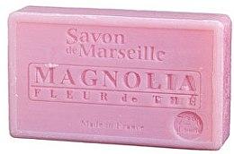 Kup Naturalne mydło w koscte Magnolia i kwiat herbaty - Le Chatelard 1802 Soap Magnolia and Tea Flowers