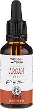 Kup 100% organiczny czysty olej arganowy - Wooden Spoon 100% Pure Argan Oil