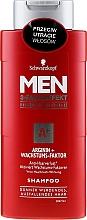 Kup Szampon dla mężczyzn przeciw wypadaniu i przerzedzaniu się włosów - Schwarzkopf Men Deep Effect 3 A+ Shampoo