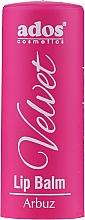 Kup Balsam do ust - Ados Cosmetics Velvet Lip Balm