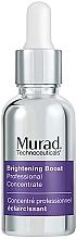 Kup Profesjonalny koncentrat rozjaśniający do twarzy - Murad Technoceuticals Brightening Boost Professional Concentrate