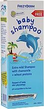 Kup Łagodny szampon do codziennego użytku dla dzieci i niemowląt - Frezyderm Baby Shampoo
