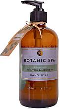 Kup Naturalne mydło w płynie - Accentra Botanic Spa Eucalyptus & Lemongrass Hand Soap