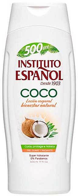 Balsam do ciała - Instituto Espanol Moisturizing Body Lotion — фото N1