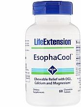 Kup Suplement diety z wapniem i magnezem - Life Extension EsophaCool