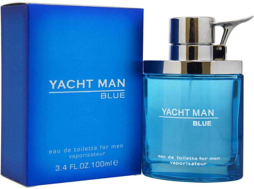 Myrurgia Yacht Man Blue - Woda toaletowa — фото N1