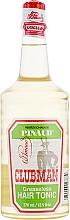 Kup Zmiękczający tonik do włosów - Clubman Pinaud Greaseless Hair Tonic
