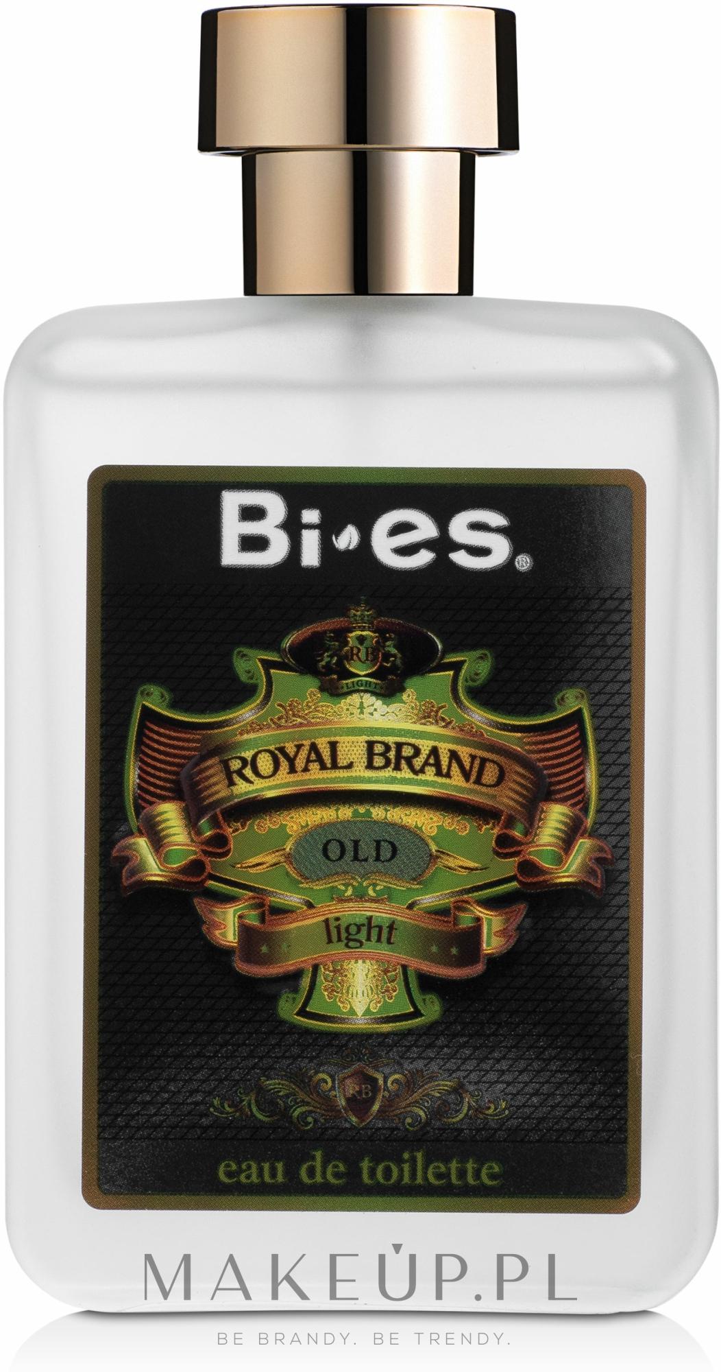bi-es royal brand old light