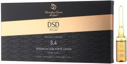 Kup Ampułki przeciw wypadaniu włosów - Simone DSD De Luxe Dixidox DeLuxe Forte Lotion